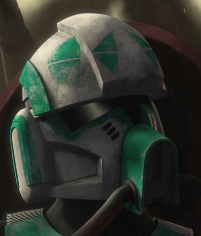 Soldado clon piloto no identificado (Mandalore)