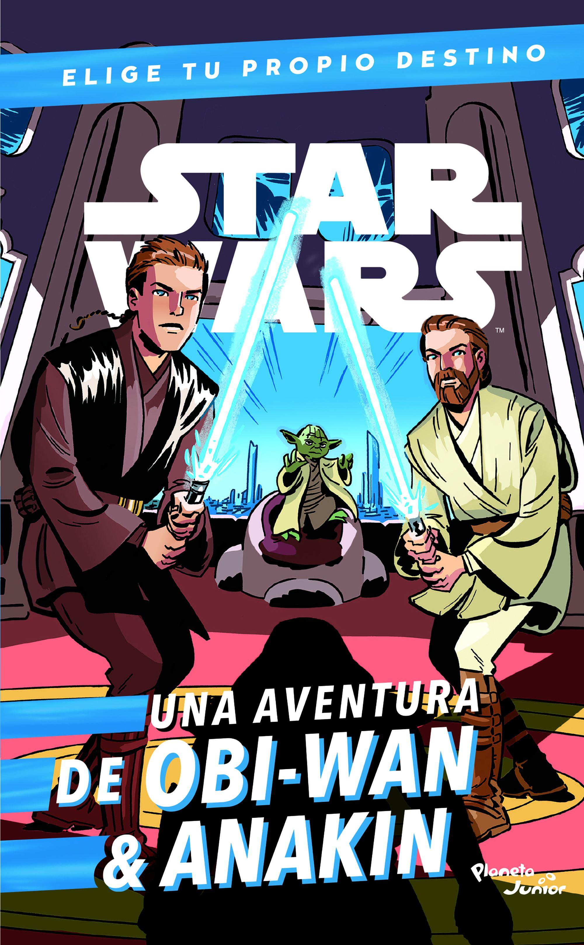 Elige Tu Propio Destino: Una Aventura de Obi-Wan & Anakin