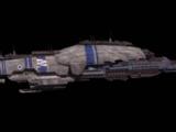 Destructor ligero clase Recusante/Leyendas
