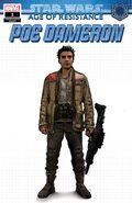 Age of Resistance Poe Dameron Concept Design variant