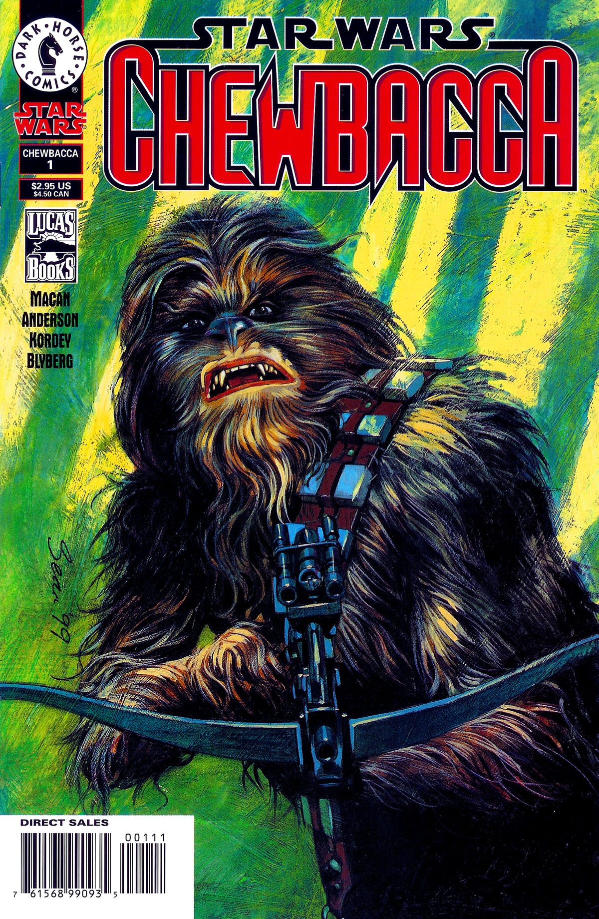 Star Wars: Chewbacca (Dark Horse)
