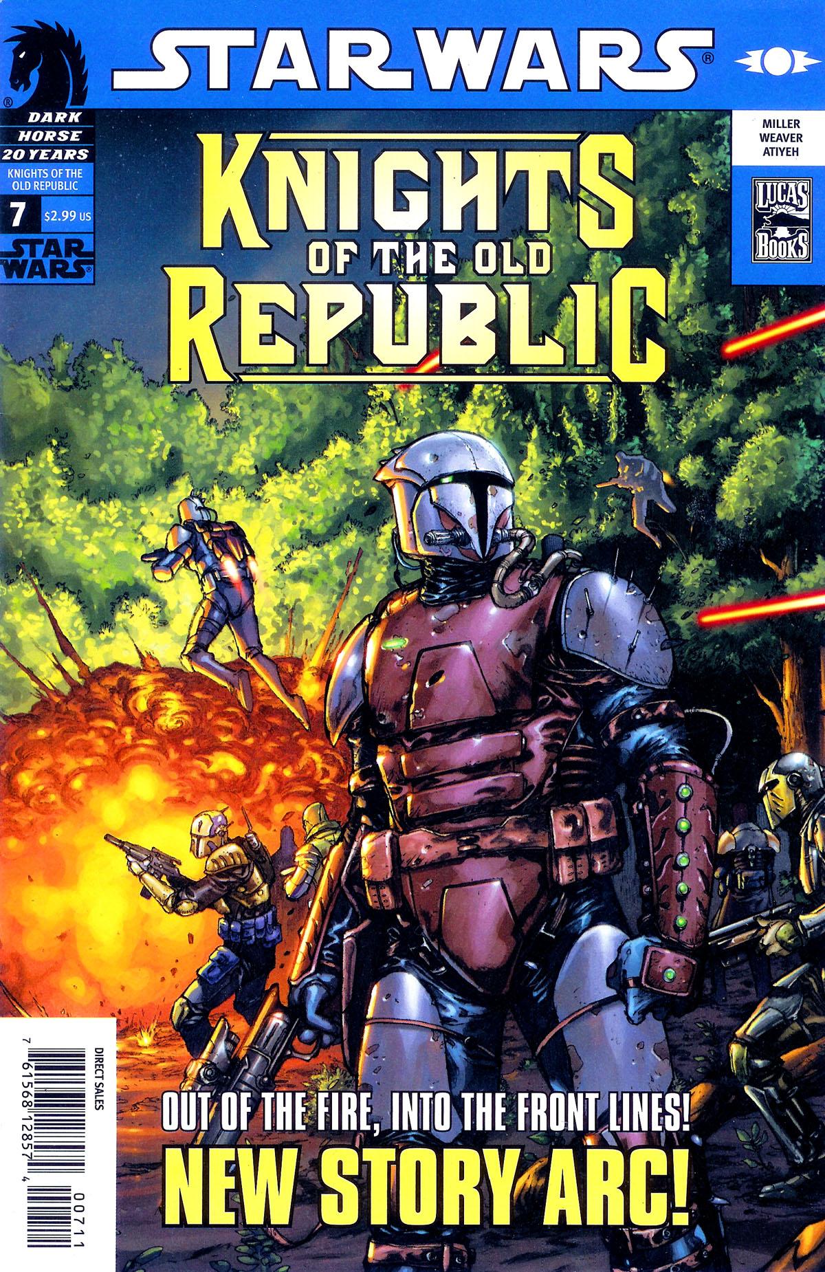 Caballeros de la Antigua República 7: Punto de ignición, parte 1