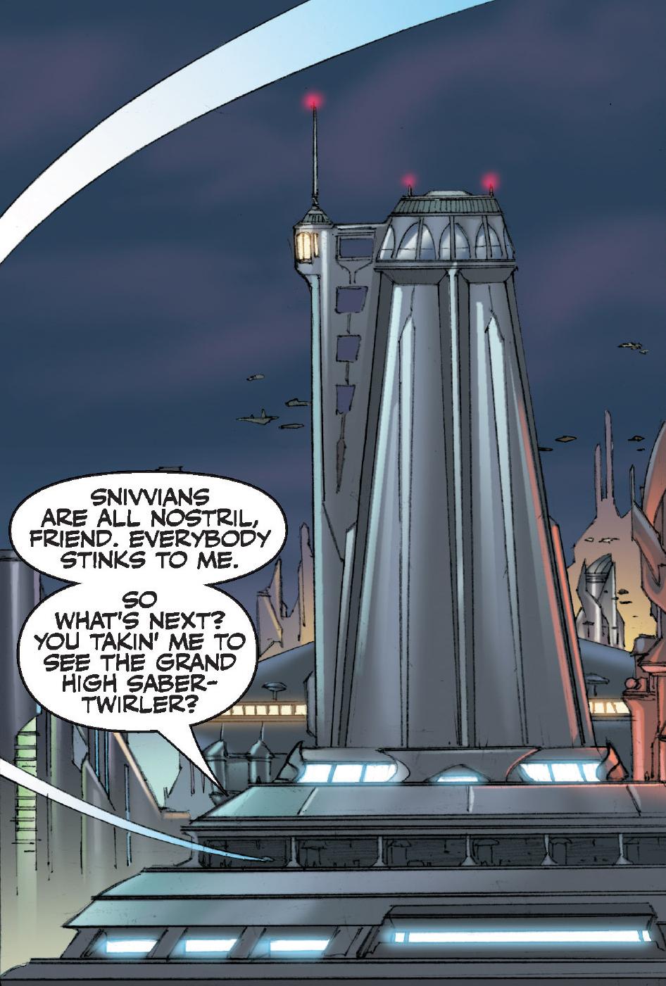 Torre Jedi