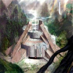 Templo del Cúmulo Blueleaf