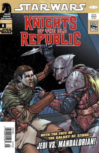 Caballeros de la Antigua República 8: Punto de ignición, parte 2