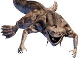 Monstruo acuático sando
