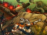 Batalla de Sarrish/Leyendas