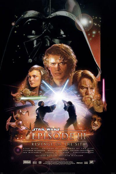 Star Wars Episodio Iii La Venganza De Los Sith Star Wars Wiki Fandom