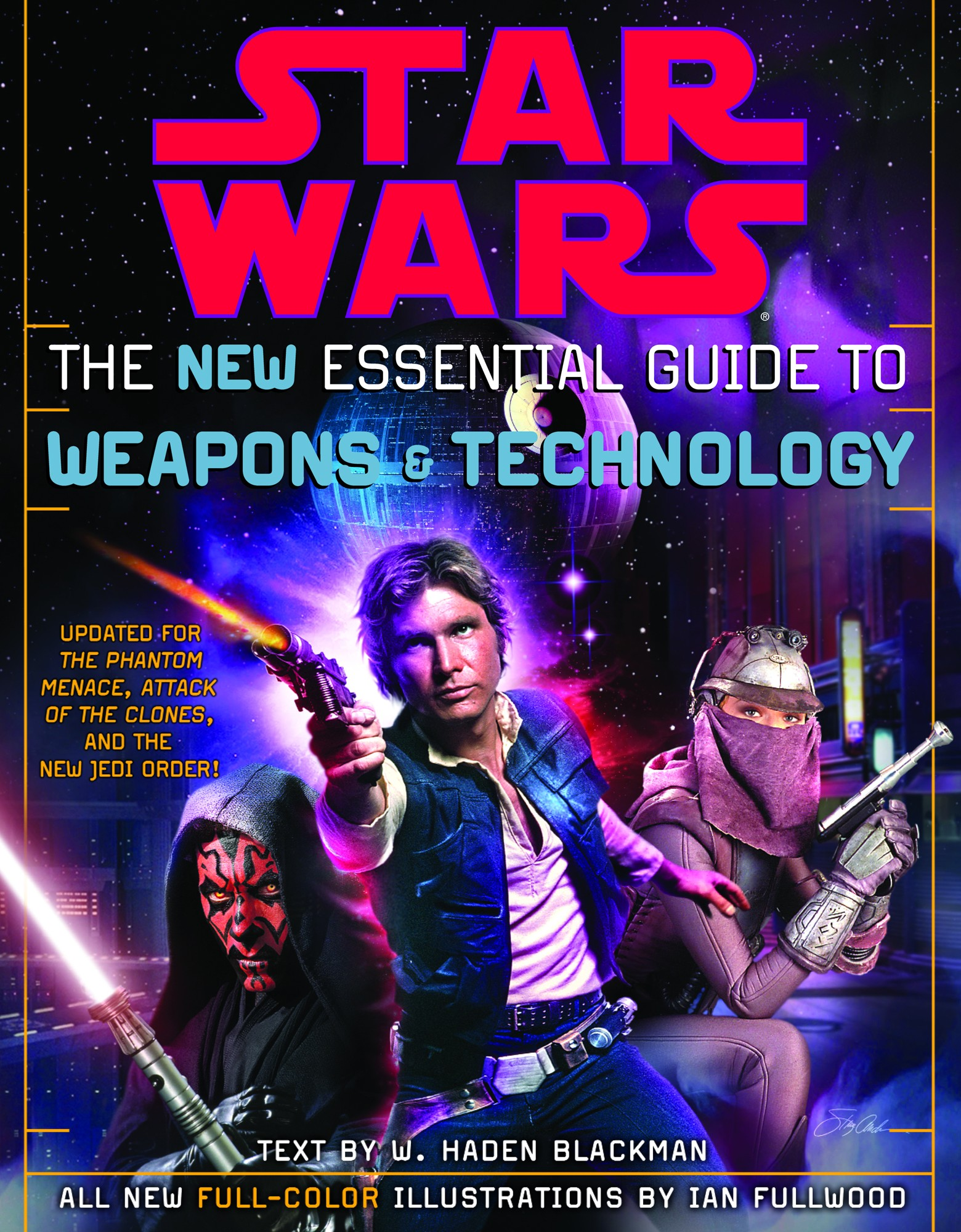 The New Essential Guide to Weapons and Technology
