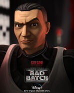Gregor2021-BadBatch PosterLA