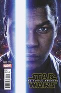 Star Wars The Force Awakens 2 movie poster variant