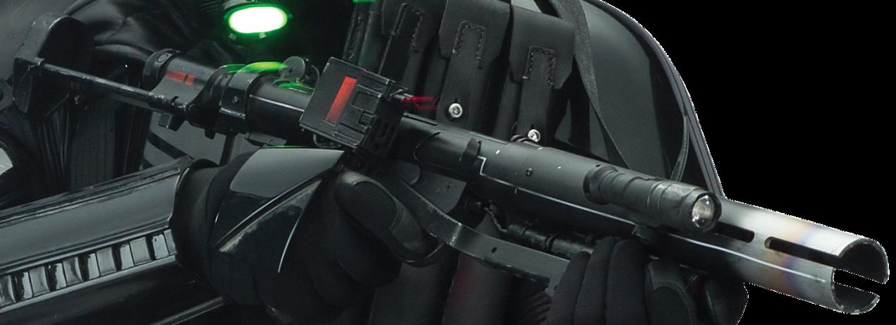 Carabina bláster E-11D