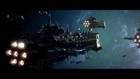 Flota de batalla motores