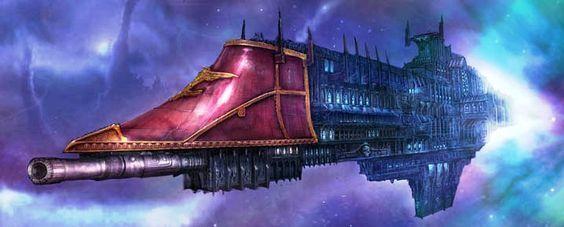 Flota navio sector gotico