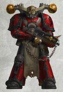 Caos corsarios rojos skarvjelsson