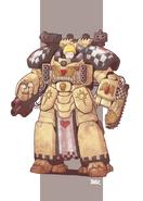 Centurion angeles sangrientos