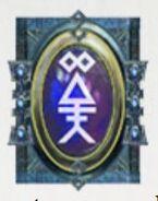 Simbolo eldar runa señor espectral