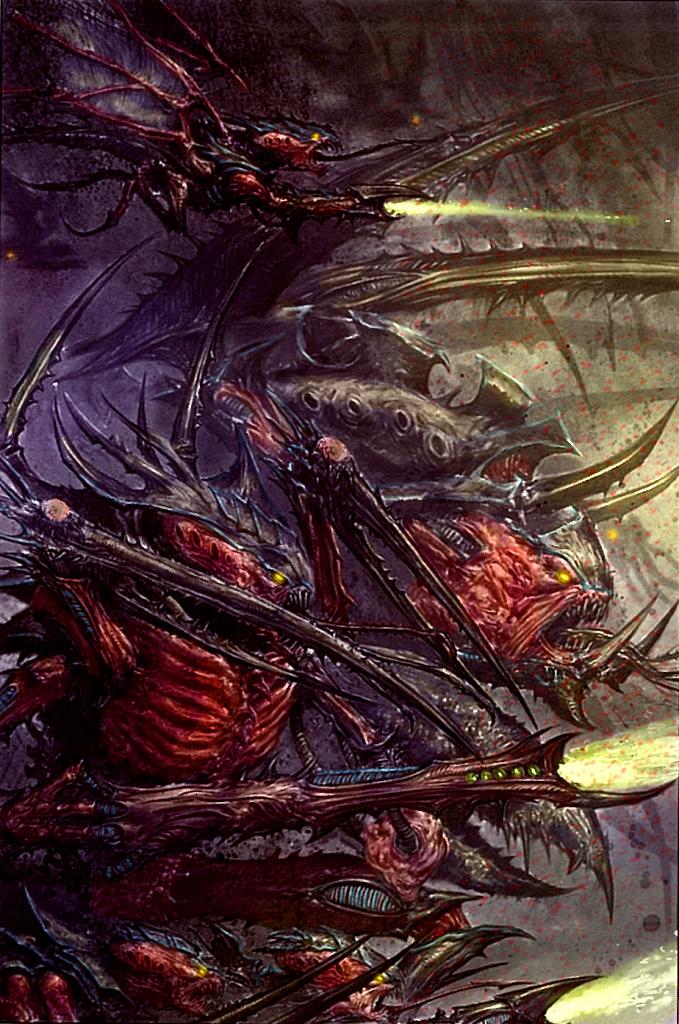 Flota Enjambre Behemoth