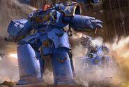 Centurion Devastador con armas Grav