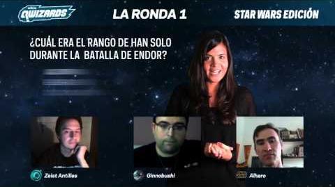 Qwizards Star Wars World Championship - Spanish Edition-1