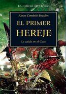 Portada El Primer Hereje Herejía de Horus