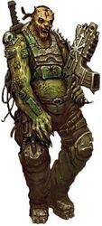 Mutante de Nurgle