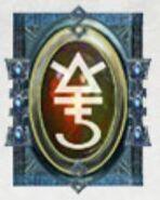 Simbolo eldar runa autarcas