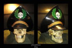 Cosplay gorra inquisidor