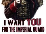 Relato No Oficial Guardia Imperial: Un Nuevo Comienzo