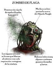 Arma zombies de plaga