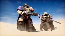 Marines ultramarines exploradores mundo desertico