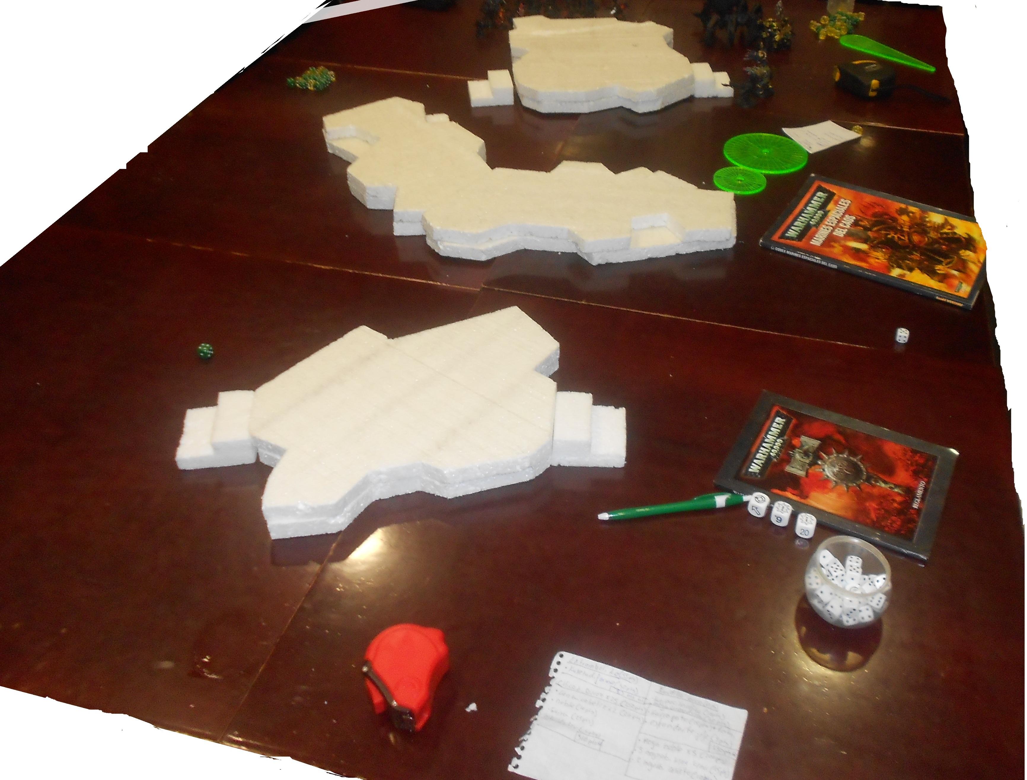 Crónica: 20/04/2012 Tres a tres