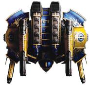 Titanes legio Astorum warlord ira intrepida vista superior