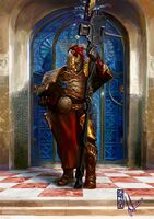 Imperio adeptus custode guardian