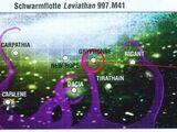 Flota Enjambre Leviathan
