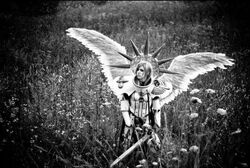 Cosplay santa celestine wikihammer