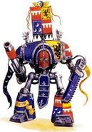 Caballero Barón Adeptus Mechanicus