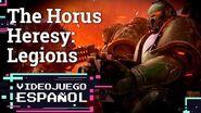 'The Horus Heresy Legions' para Android e iOS Videojuego español