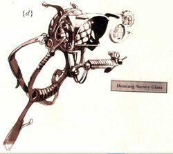 Lupa de sondeo Demiurgo Xenology ilustración.jpg