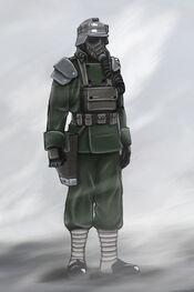 Soldado de Krieg