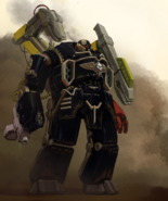 Centurion manos de hierro