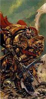 Constantin Valdor adeptus custodes