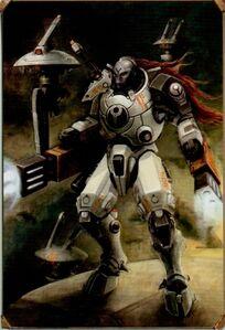 O'Shaserra Tau Comandante Shadowsun Warhammer 40k Wikihammer