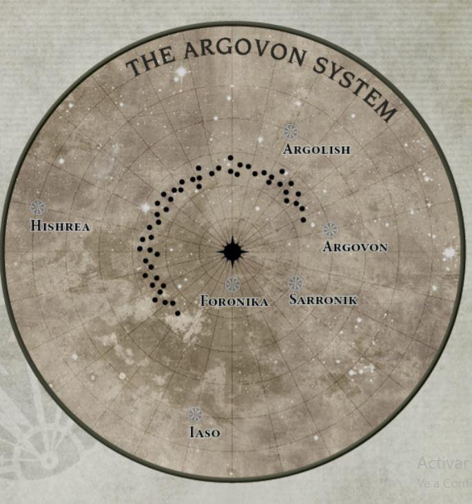 Campaña de Argovon