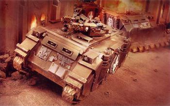 Immolator Adepta Sororitas Forge World miniatura.png