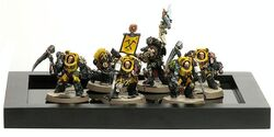 16708 md-Conversion, Golden Demon, Scythes, Scythes Of The Emperor, Space Marines
