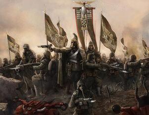 Korps of krieg