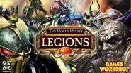 The Horus Heresy Legions - Gameplay Trailer