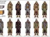 Regimientos Notables del Korps de la Muerte de Krieg