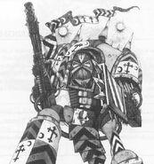 Knight Caballero Paladín